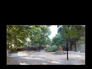 cadre jardin de la mairie