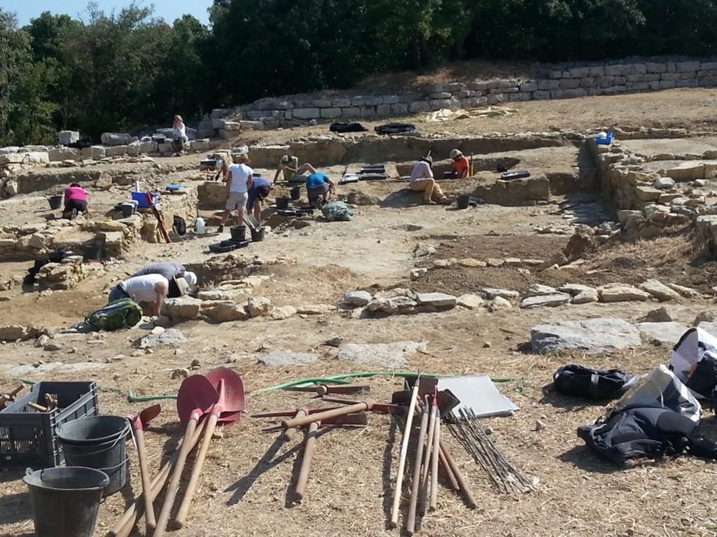 fouilles juillet 15