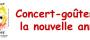 Concer-Goûter de la nouvelle année par l'Internote le 26 janvier à St Georges d'Orques