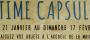 TIME CAPSULE à Murviel-lès-Montpellier jusqu'au 17 février