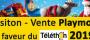 Exposition Playmobil® en faveur du Téléthon, les 23 et 24 novembre