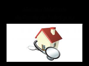cadre maison medicale